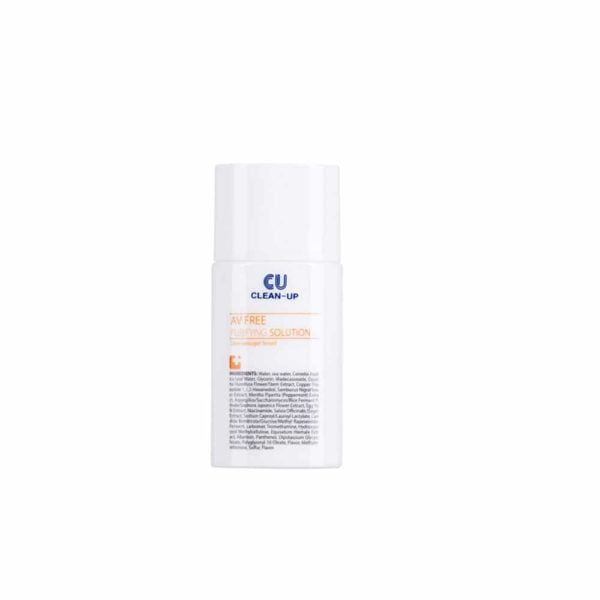 Clean-Up AV FREE Purifying Solution 35ml