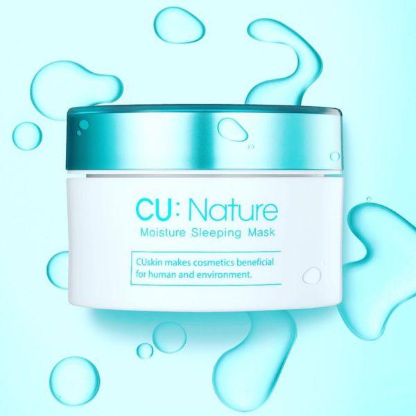 CU: Nature Moisture Sleeping mask 50 ml