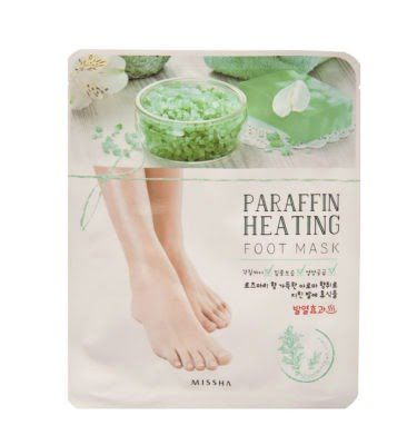 Missha Paraffin Heating Foot Mask 16 g