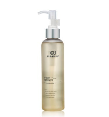 CU Clean-Up Hydro Foam Cleanser 200 ml