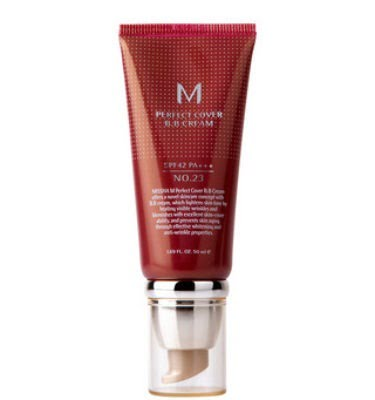 Missha M Perfect Cover BB Cream SPF42/PA+++ 50ml