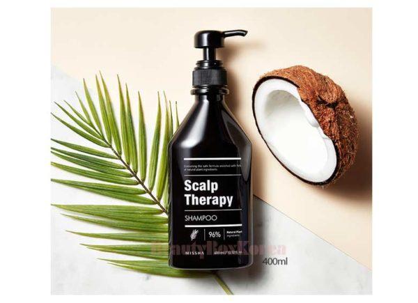 Missha Scalp Therapy Shampoo 400ml