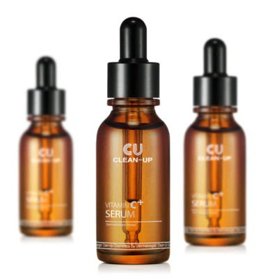 CU Clean-Up Vitamin C+ Serum, 20 ml