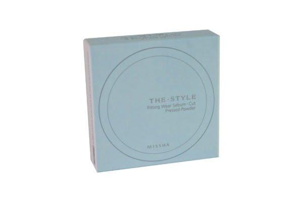 Missha The Style Fitting Wear Sebum Cut Pressed Powder 11g