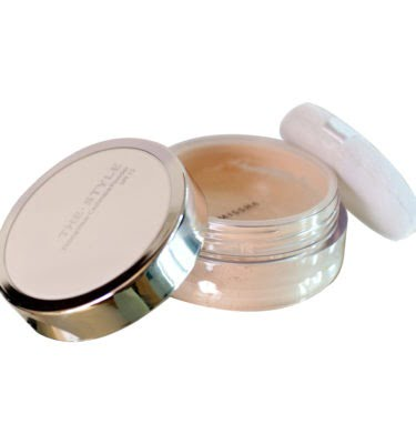 Missha The Style Fitting Wear Cashmere Powder SPF 15 20g