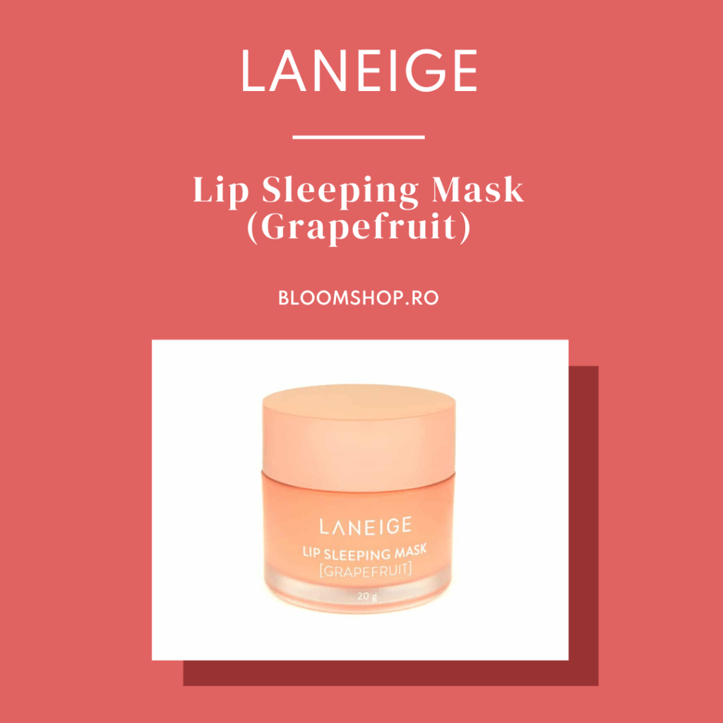 Laneige Lip Sleeping Mask buze mai hidratate