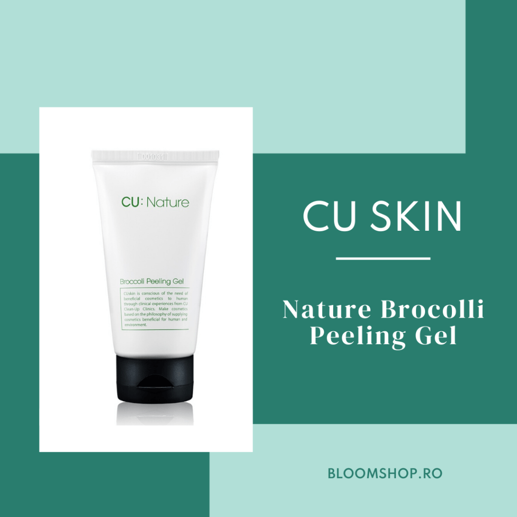 CU SKIN Nature Broccoli Peeling Gel