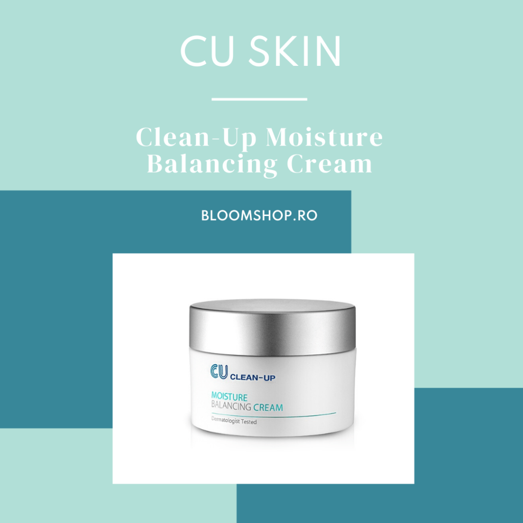 CU SKIN Clean Up Moisture Balancing Cream
