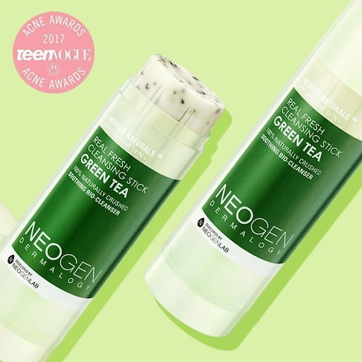 Neogen Real Fresh Green Tea Cleansing Stick Bloomshop